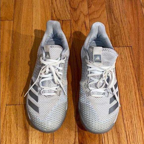 adidas Shoes   Grey Volleyball   Poshmark
